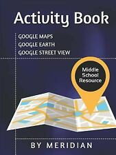 Google Maps Activity Book by Malcom Brown (2015, Paperback)