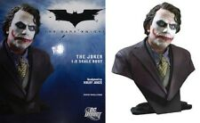 Batman DARK KNIGHT JOKER 1/2 SCALE LIMITED  Mixed-Media BUST ~ Heath Ledger  NEW