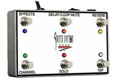 Roland Cube 80XL or Cube 40XL Footswitch (6 button) by Switch Doctor