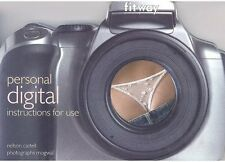 NEW BOOK Personal Digital Instructions for Use - Nelson Castell-Mogwai