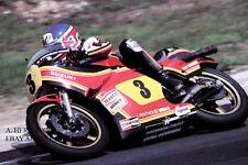 Suzuki RG 500 Square Four & Pat Hennen – 1978 -  motorcycle racing photo