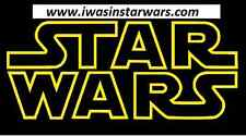 Website domain for sale www.iwasinstarwars.com / star wars / starwars