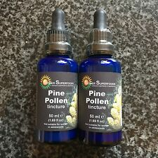 1x 50ml Pine Pollen Tincture ~ natural testosterone ~ muscle gain gym recovery