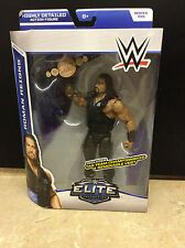 NEW WWE ELITE MATTEL Series 33 Roman Reigns SEALED IN PACKAGE
