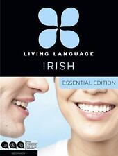 Living Language Irish, Essential Edition: Beginner course, including coursebook,