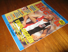 St Kilda V  Essendon. Rd 17 July 24-26  1998   *Spider Everitt Dreads!! AWESoME!