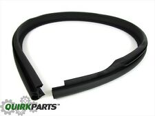 DODGE RAM 1500 2500 3500 BODY MOUNTED DRIP RAIL WEATHER STRIP LEFT SIDE MOPAR