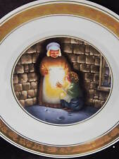 Royal Copenhagen Hans Christian Anderson THE LITTLE MATCH GIRL  Ltd Ed Plate MIB