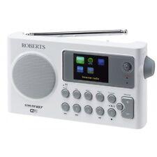 Roberts Stream 107 Digital Radio DAB/DAB+/FM RDS  WiFi Internet Radio