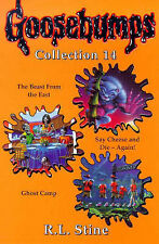 Goosebumps Collection 14: No. 14:  Beast from the East ,  Say Cheese and Die...