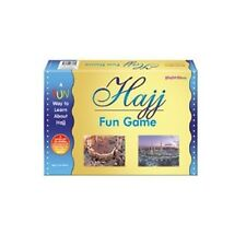 THE HAJJ FUN GAME GOODWORD BOOKS ISLAMIC BOARD GAMES PLAY & LEARN EID GIFT
