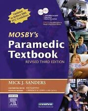 Mosby's Paramedic Textbook by Mick J Sanders