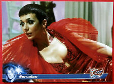 Terry Nation's Blake's 7-CARD # 49-servalan-inarrestabile CARDS 2013