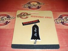 Gibson Les Paul Historic Truss Rod Cover 1961 Guitar Parts Custom SG R9 Reissue