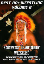 Various-Southwest Championship Wrestling: Best Of The 80S Volume 2 DVD NEW