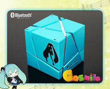 Anime Hatsune Miku Bluetooth Speaker Mini Speaker Miku Concept Theme Blue