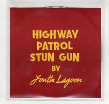(GM975) Youth Lagoon, Highway Patrol Stun Gun - 2015 DJ CD