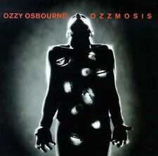 Ozzmosis by Ozzy Osbourne (John Michael Osbourne) (CD, Oct-1995, Epic (USA))