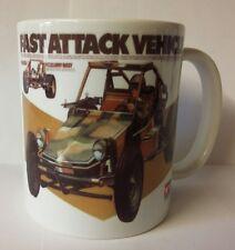 tamiya fast attack vehicle mug .... buy any 3 get 4th free