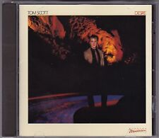 Tom Scott - Desire - CD (Target West Germany Elektra 9 60162-2)