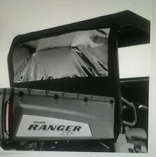 New OEM 2013 Polaris Ranger 400 500 800 EV Canvas Roof with Rear Panel