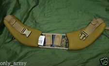 USMC ILBE MARPAT Hip / Waist Belt Tan Buckles Used US Army Surplus Rucksack Bag
