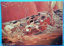 lampo figurines picture cards album figurine walt disney story 124 pinocchio def