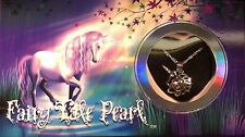 "Wish Pearl, Love Pearl, Mystic Pearl ""Oyster+ Necklace + Pearl"" ~ Unicorn"