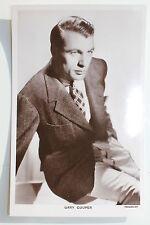 17429 Paramount Film real Photo PC Gary Cooper 1935 Schauspieler AK