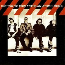 U2 How To Dismantle An Atomic Bomb CD Album Island CIDU214 2004