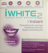 iWhite 2 Instant Teeth Whitening 2 Instant Stain Removal Kit with MOHA Complex