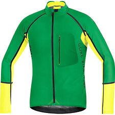 Gore Bike Wear Alp-X Pro Windstopper Soft Shell Zip Off Jacket X Large