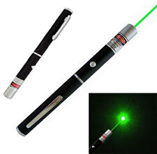 HOT Clearance Sale Powerful  5mW 532nm Green Beam Laser Pointer Pen Light