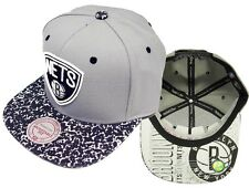 Mitchell & Ness The Stand NBA Brooklyn Nets Snapback Cap EU 122 Kappe Basecap