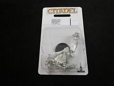 40K Witch Hunters / Inquisition Missionary Uriah Jacobus Metal Blister Pack
