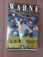 KEN PIESSE ~ WARNE ~ SULTAN OF SPIN