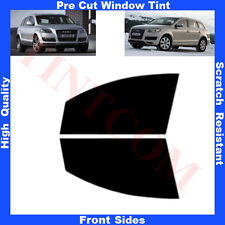 Pre Cut Window Tint Audi Q7 2006-2014 Front Sides Any Shade