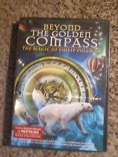 """BEYOND THE GOLDEN COMPASS:THE MAGIC OF PHILIP PULLMAN"" 2007-STILL SEALED OOP"