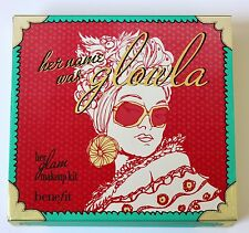 BENEFIT Her Name Was GLOWLA Makeup Palette BADGAL CORALISTA Blush Eyeshadow NEW