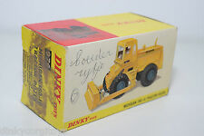 DINKY TOYS 976 MICHIGAN 180-III TRACTOR DOZER ORIGINAL EMPTY BOX EXCELLENT