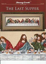 The Last Supper #472 Stoney Creek Counted Cross Stitch Pattern