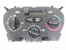 Peugeot 206, Heater Control Panel (Air Con NOT Climate), 6451EJ