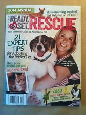 Ready, Set, RECUE Apr/2014 FREE SHIPPING, 21 Expert Tips For Adopting A Pet