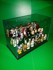 Lego Minifigures Series 1 & Up #1 Stackable Multi-level Collector Display Case