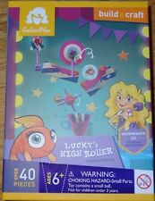 Lucky's High Roller GoldieBlox Educational Construction Building Toy Momentum