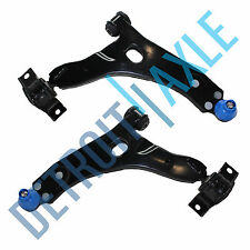Both (2) New Front Lower Control Arm w/Ball Joint Assembly 2000-2004 Ford Focus