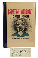 Bring Me Your Love ~ CHARLES BUKOWSKI & ROBERT CRUMB ~ SIGNED First Edition 1983
