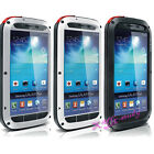 New Extreme Military Heavy Duty Aluminum Metal Case Samsung Galaxy S4 i9500/9300