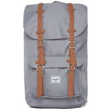 Herschel Supply Co. Little America Backpack in Grey NWT Free Shipping $100