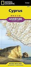 National Geographic Adventure Map: Cyprus 3318 by National Geographic Maps...